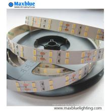 12VDC 120LEDs / M Samsung 5630SMD Luz de tira del LED