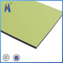 PVDF Recubrimiento Aluminio Panel Compuesto Más de 100 Colores Disponibles Xh006