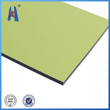 Material de construcción Panel compuesto de aluminio ignífugo