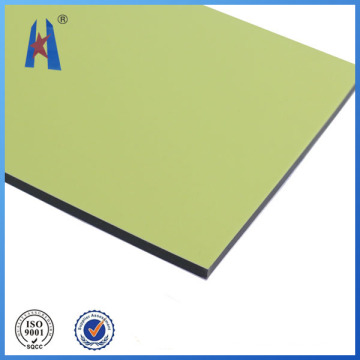 PVDF Coating Aluminium Composite Panel More Than 100 Colors Available Xh006