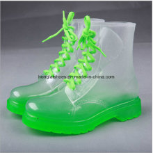 Chaussures de chaussures de mode New Fashion Transparent Martin
