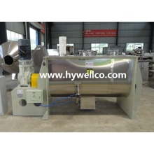 DLH Series Horizontal Ribbon Blender
