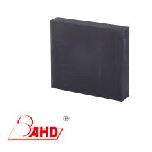 Espesor 10-120 mm Plástico duro negro POM + GF Hoja