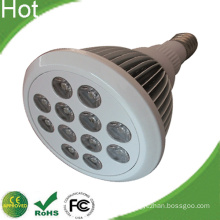 White Bridgelux 12W LED PAR38 Home Light