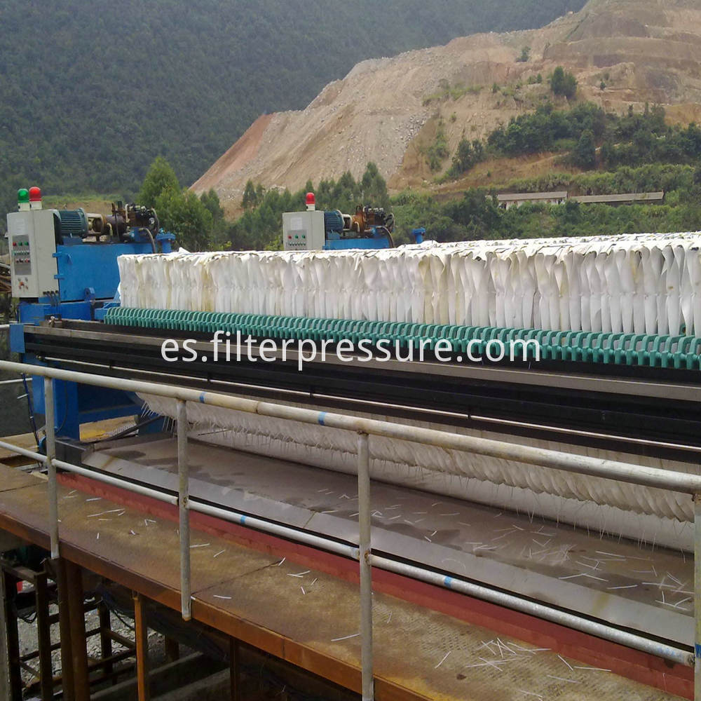 Coal Slurry Filter Press