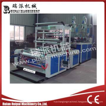Double Layers Co-Extrusion Film Blowing Machine