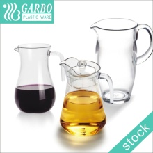 High Quality Clear Acrylic Plastic Water or Juice Pitcher