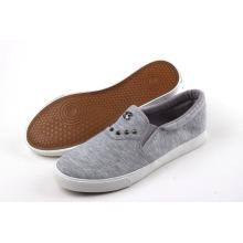 Мужская Обувь Комфорт Мужчины Досуг Холст Обувь СНС-0215011