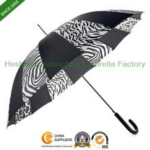 16 Rippen gerade Werbegeschenk Schirm (SU-1623B)