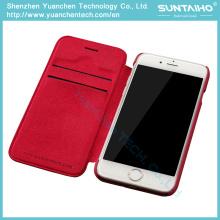 Флип PU Телефон Сумка защитный кожаный чехол для iPhone 6/7 6/7 плюс