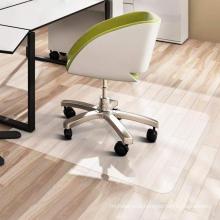 Изготовленный на заказ пластиковый коврик для стула, формованный лист поликарбоната