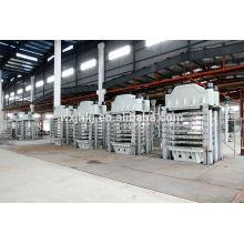 900 Ton eva foaming press, epdm foaming press