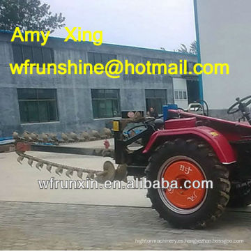 Venta caliente Tractor Trencher