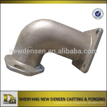 Encaixe de tubo de aço inoxidável