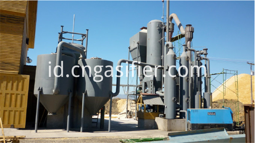 Biomass Gasifier Project