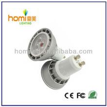 4W GU10 alta potencia LED Spotligt rentable Spotlight
