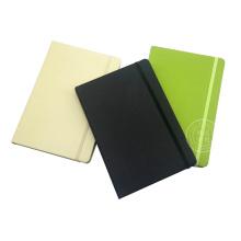 Cahier de l'agenda A6 avec cahiers élastiques Moleskine Band