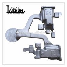 Fabrication Chinsese OEM / ODM Moulage sous pression à haute pression Alliage d'aluminium Soutien moteur automobile