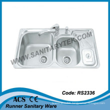 Stainless Steel Kitchen Sink (RS2336)