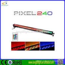 china mega panel LED 4 SECTIONS 240 LEDS/ led linear light bar light