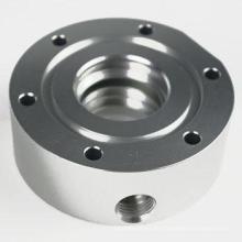 Procesamiento de piezas de válvula de barco centro mecanizado CNC