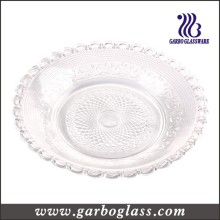 30cm Decorative Glass Dinner Plate (GB2301ZZ-1)