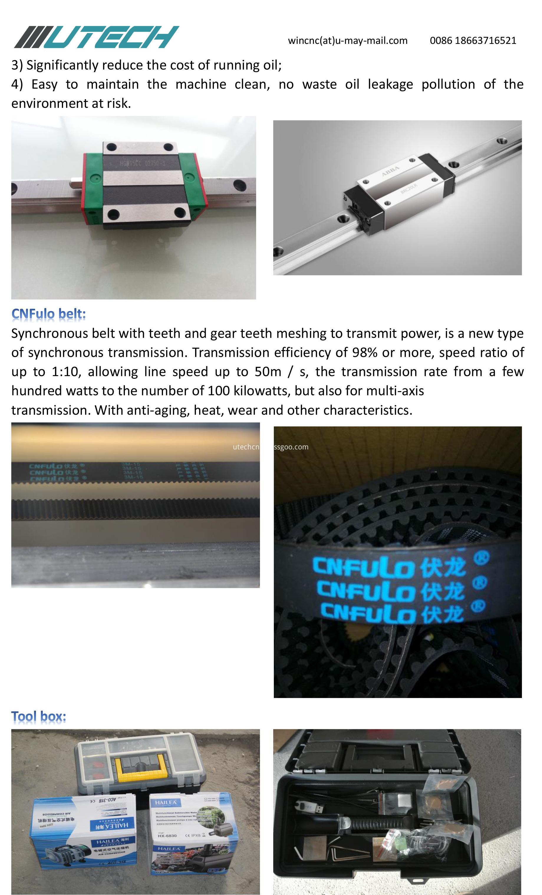 9060 laser engraver machine 80W 100W