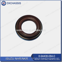 Sello de aceite del piñón final diferencial NHR NKR genuino 8-94408-084-0