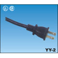 Power Cord with UL Approval YY-2