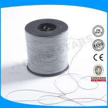 single or double sides retro reflective embroidery thread for knitting