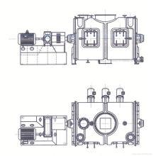 Mezclador de la serie del LDH de la serie LDH 2017, mezclador de pasta de los SS para la venta, licuadora comercial horizontal de la barra