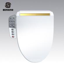 Intelligent Sanitary Ware Heating Bidet Smart White Toilet Seat Cover
