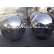 Gloria Stainless Steel Balls, 316L, Drawbench