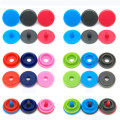 Colors Plastic Snap Button for Baby Clothes