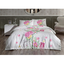 Fancy polyester customized printed bedsheets fabric