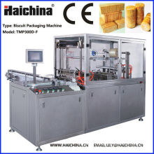 Fully Automatic Food Packaging Machines / Plasitc Over Wrapping Machine