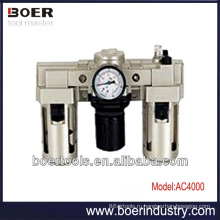 Регулятор AC4000 воздуха воздуха воздуха Лубрикатор фильтр