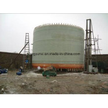 Glasfaser-Spritzmaschine für die Herstellung von GFK-Produkten