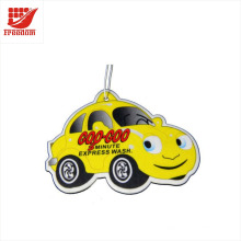Promotional Car Shaped Paper Car Air Fresheners