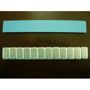 Fe Stick-on /Adhesive Wheel Weights