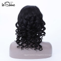 Raw Indian Full Lace Human Hair Wigs For Black Women