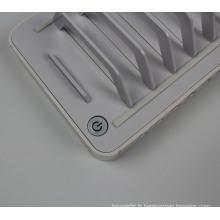 Station de charge portative multi USB 7 ports pour téléphone portable pour iPad