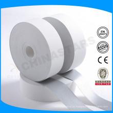 EN11612 NFPA701 algodão tratado tecido de fita retardador de chama reflexivo