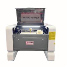 cheap 400x600 laser engraving cutting machine  Offline 50W linear guide rail Ruida offline M2 controller for Non-metal plywood