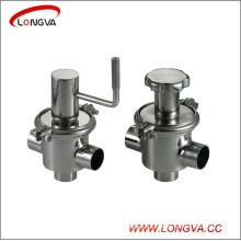 Food Grade Stainless Steel Globe Valve