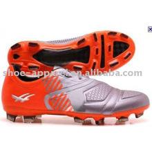 Zapatos de fútbol de tacón de primera calidad de la marca de deportes
