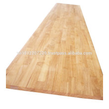 Rubber wood panel / Counter top / table top