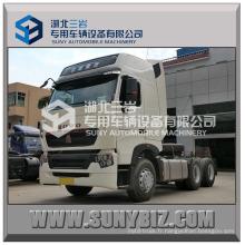 HOWO 6X4 420HP Tracteur de remorquage