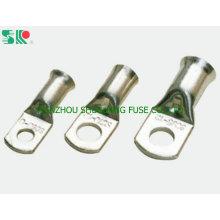 Sc (JGB) Copper Tin Coated Bornes de raccordement Wire Wire Crimp Lugs