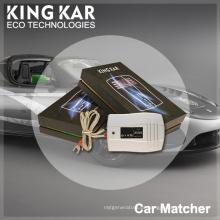 Produto de economia de energia do E-Power Car Matcher